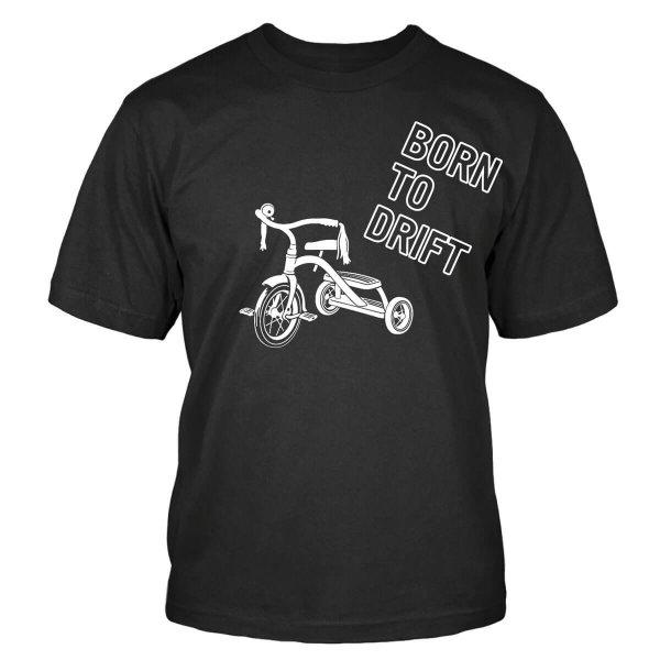 Dreirad Drift Trike T-Shirt