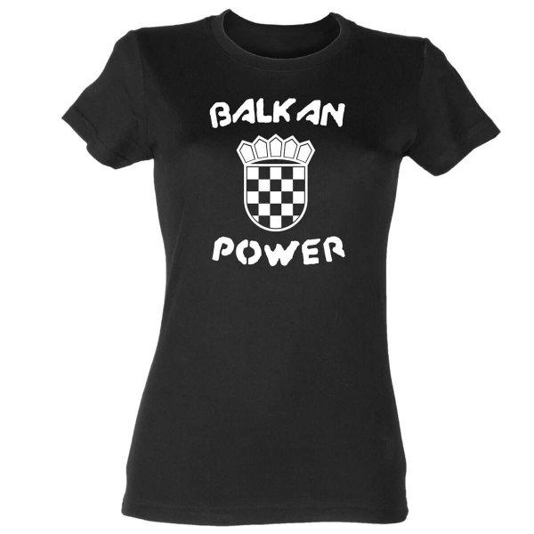 Balkan Power Damen T-Shirt