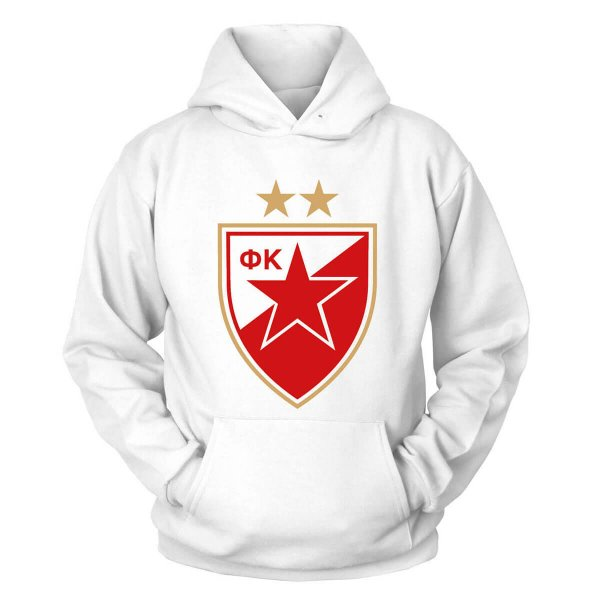 FK Roter Stern Belgrad Kapuzenpullover