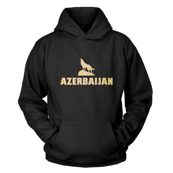 Azerbaijan Kapuzenpullover