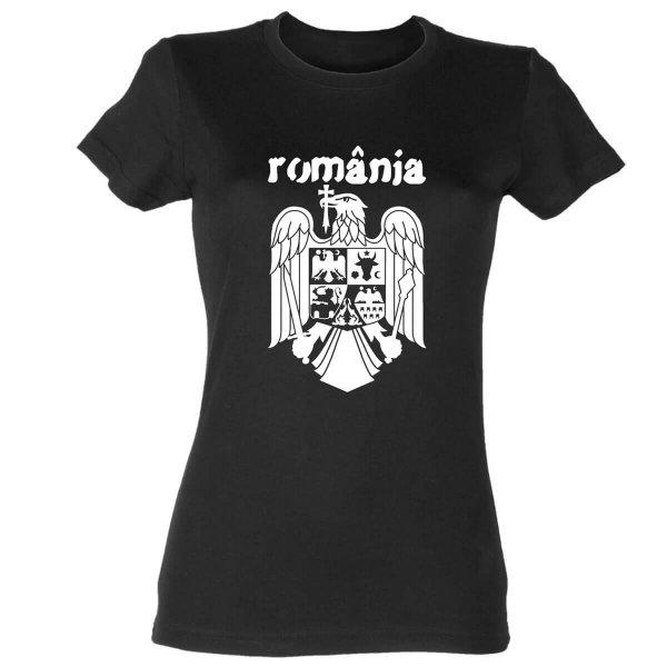 Rumänien Damen T-Shirt