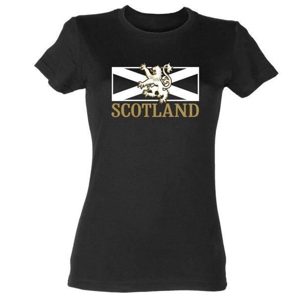 Schottland Damen T-Shirt