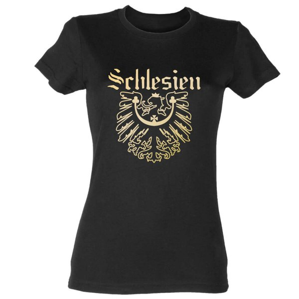 Schlesien Damen T-Shirt