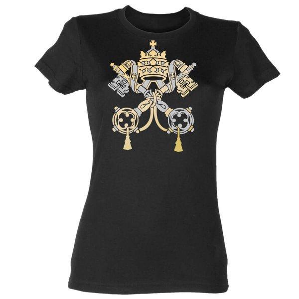 Vatikan Damen T-Shirt