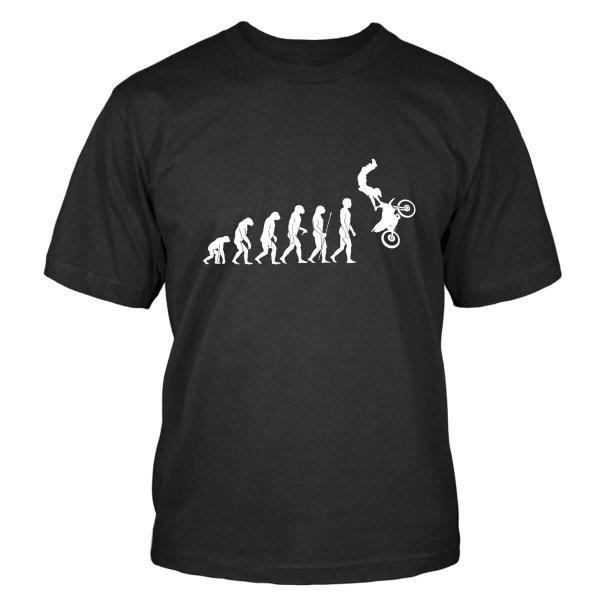 Evolution T-Shirt Motocross