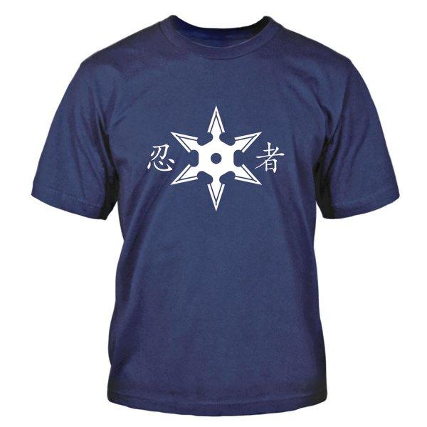 Ninja Wurfstern T-Shirt