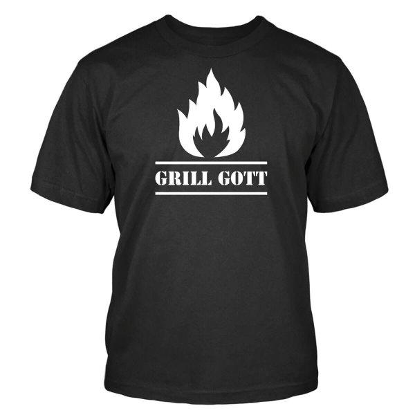 Grill Gott T-Shirt