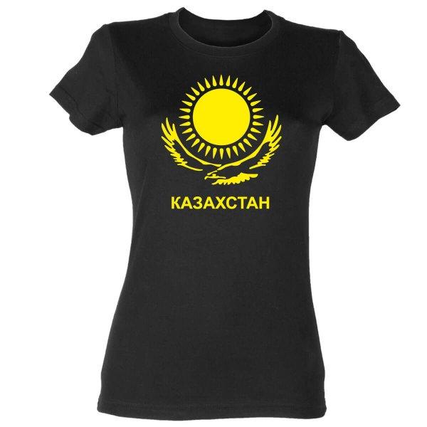 Kasachstan Damen T-Shirt