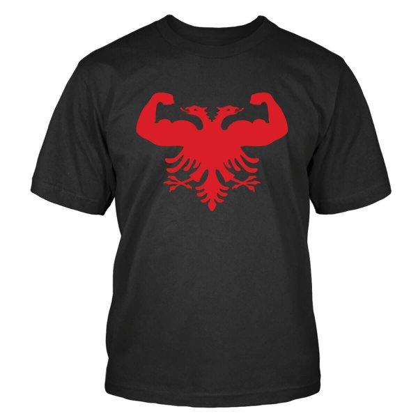 Strong Albanien T-Shirt
