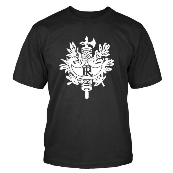 Frankreich Wappen T-Shirt