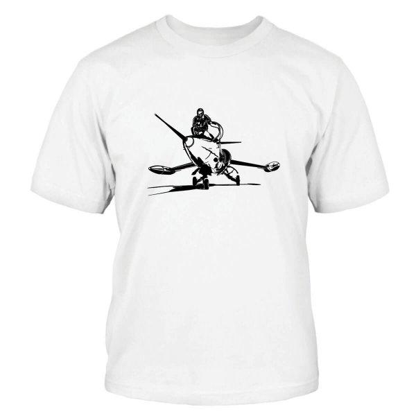 "Lockheed F-104 ""Starfighter"" T-Shirt"