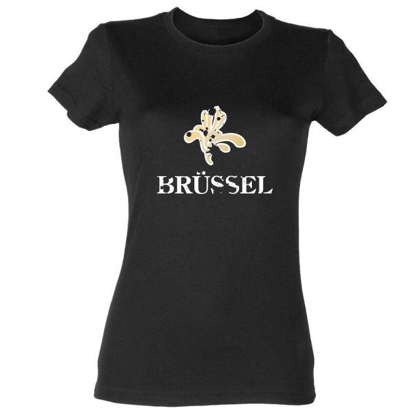 Brüssel Damen T-Shirt
