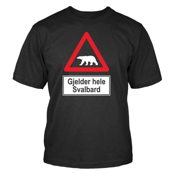 Spitzbergen Svalbard T-Shirt