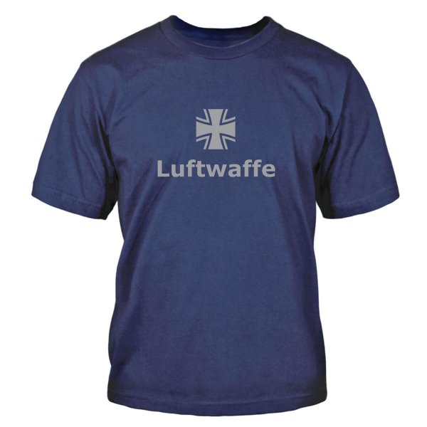 Luftwaffe T-Shirt Bundeswehr Luftstreitkräfte Pilot
