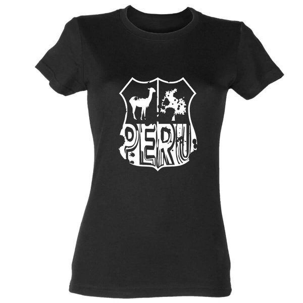 Peru Damen T-Shirt