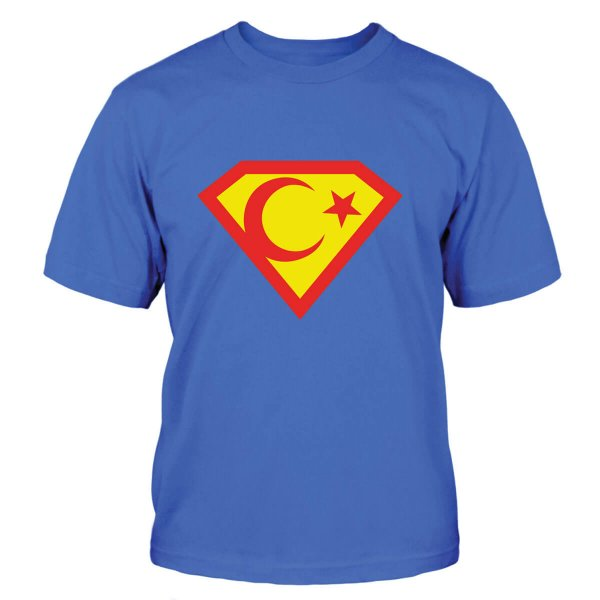 Superman Türkei T-Shirt