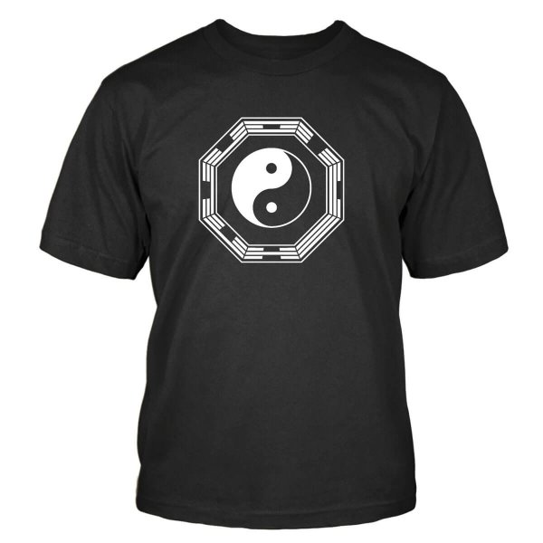 Yin und Yang T-Shirt