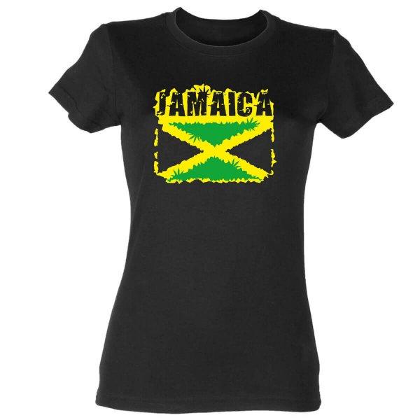 Jamaica Damen T-Shirt