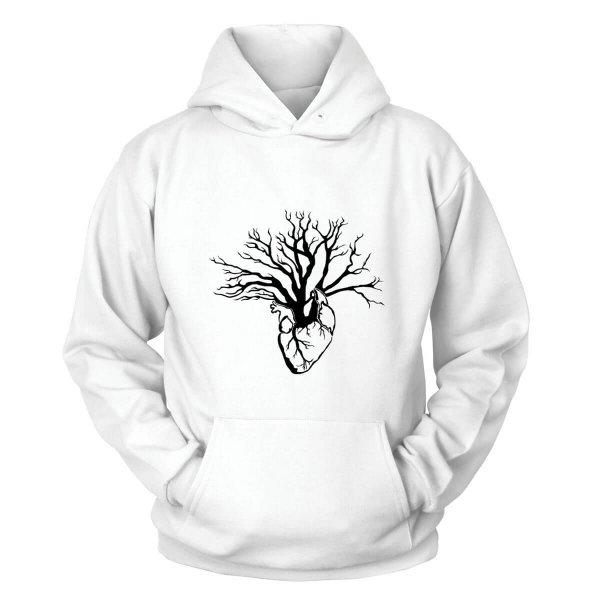 Heart Tree Kapuzenpullover