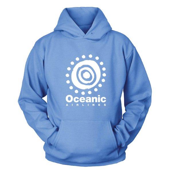 Oceanic Airlines Kapuzenpullover