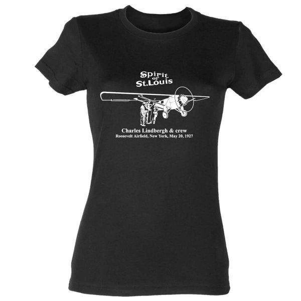 Spirit of St. Louis Damen T-Shirt