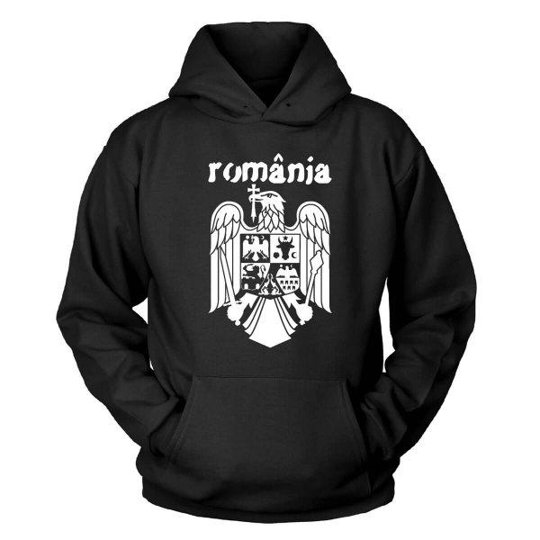 Rumänien Kapuzenpullover