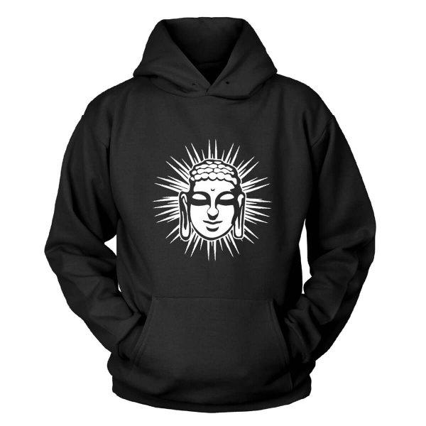 Buddha Kapuzenpullover
