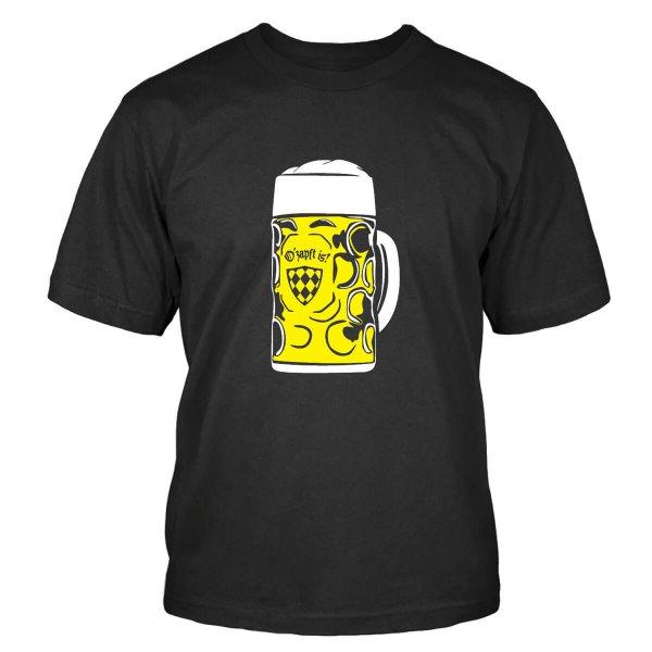 Oktoberfest Bier T-Shirt