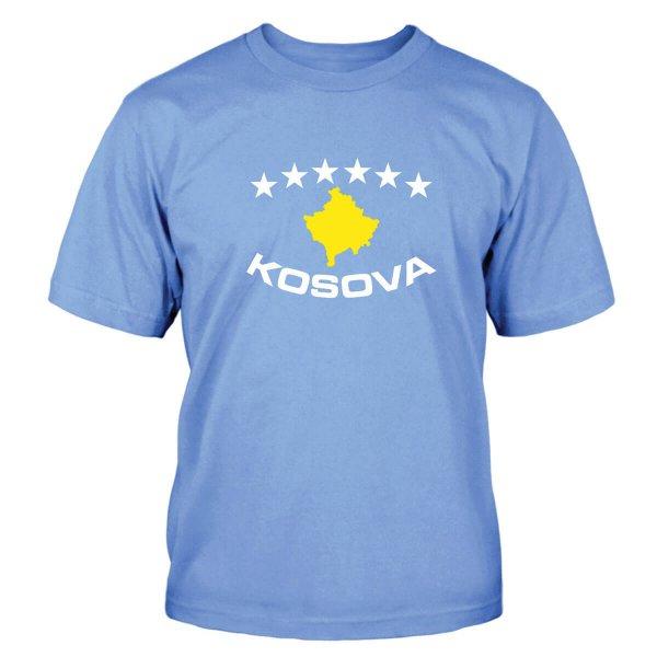 Kosovo Kosova Kosové Pristina T-Shirt