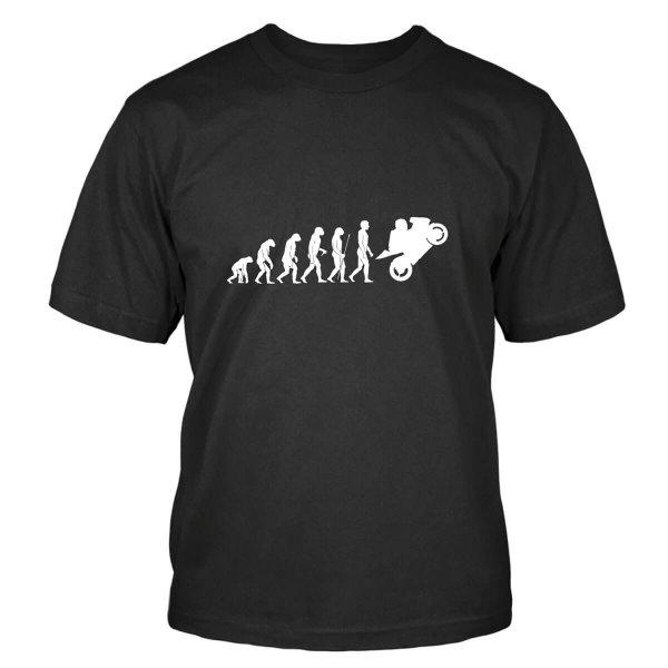 Motorrad Evolution T-Shirt