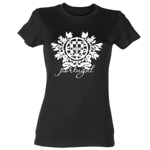 Portugal Damen T-Shirt