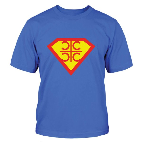 Superman CCCC T-Shirt