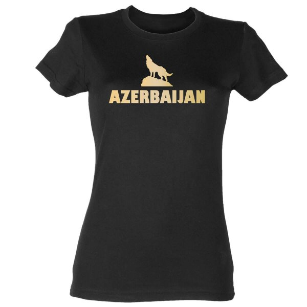 Azerbaijan Damen T-Shirt