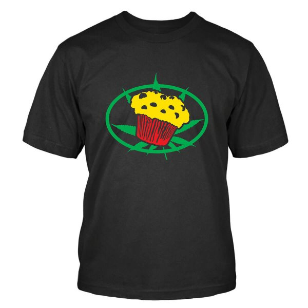 Hanf Muffin T-Shirt