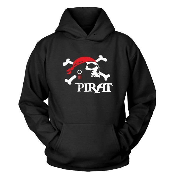 Pirat Kapuzenpullover