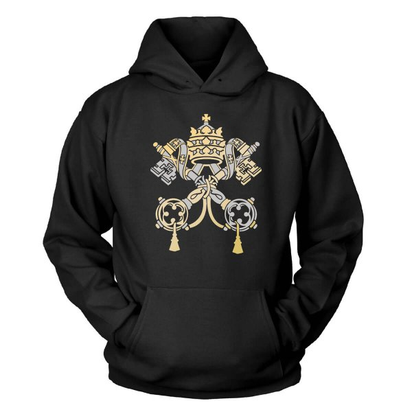 Vatikan Kapuzenpullover