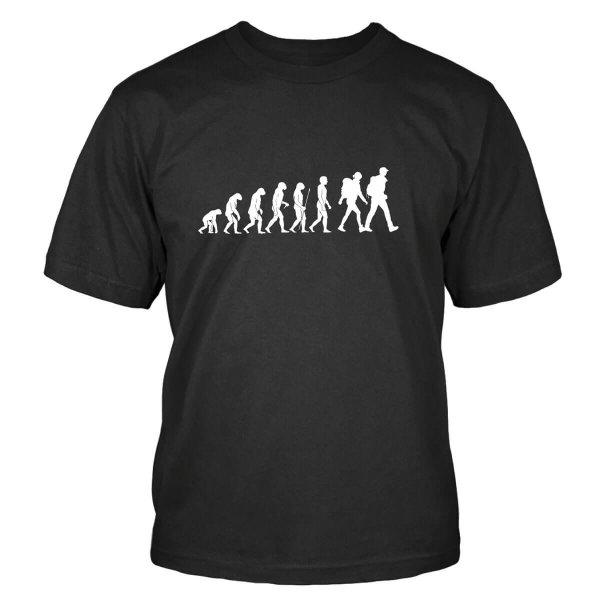 Wandern Evolution T-Shirt