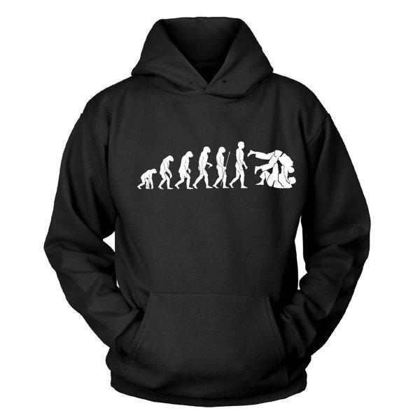 Judo Evolution Kapuzenpullover
