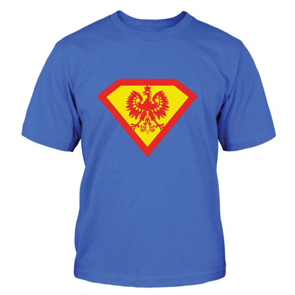 Superman Polen T-Shirt