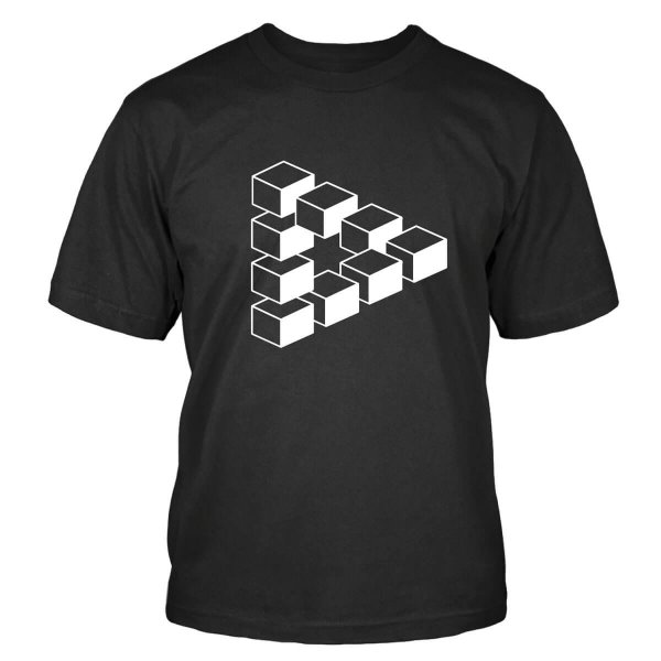 Sheldon Dreieck T-Shirt