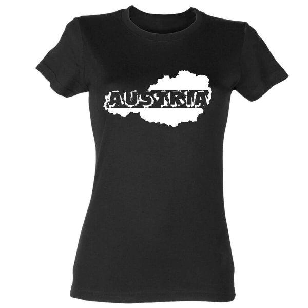 Austria Damen T-Shirt