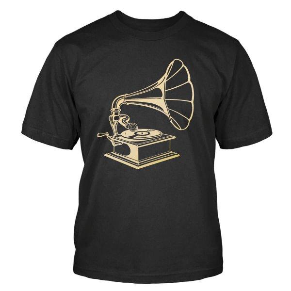 Grammophon T-Shirt