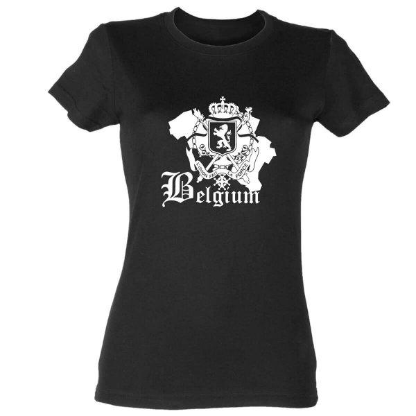 Belgien Damen T-Shirt