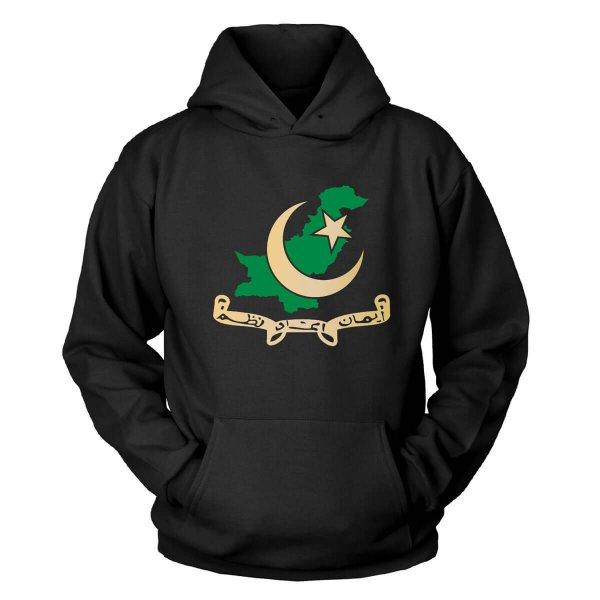 Pakistan Kapuzenpullover