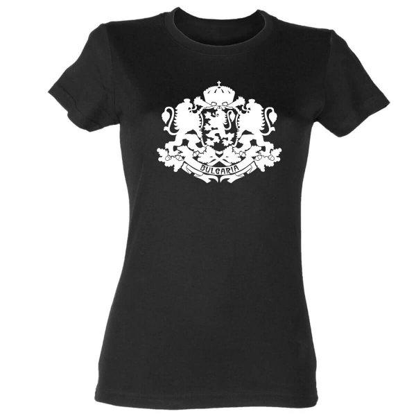 Bulgarien Wappen Damen T-Shirt