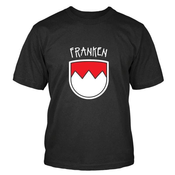 #Heimvorteil Franken Frankenrechen T-Shirt