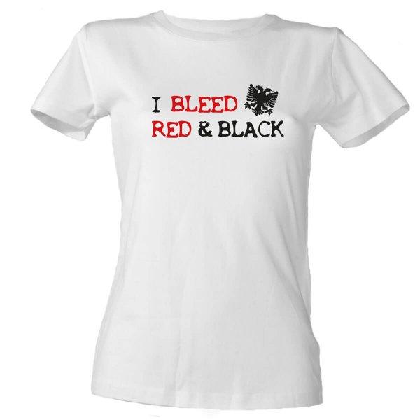 Albanien Damen T-Shirt