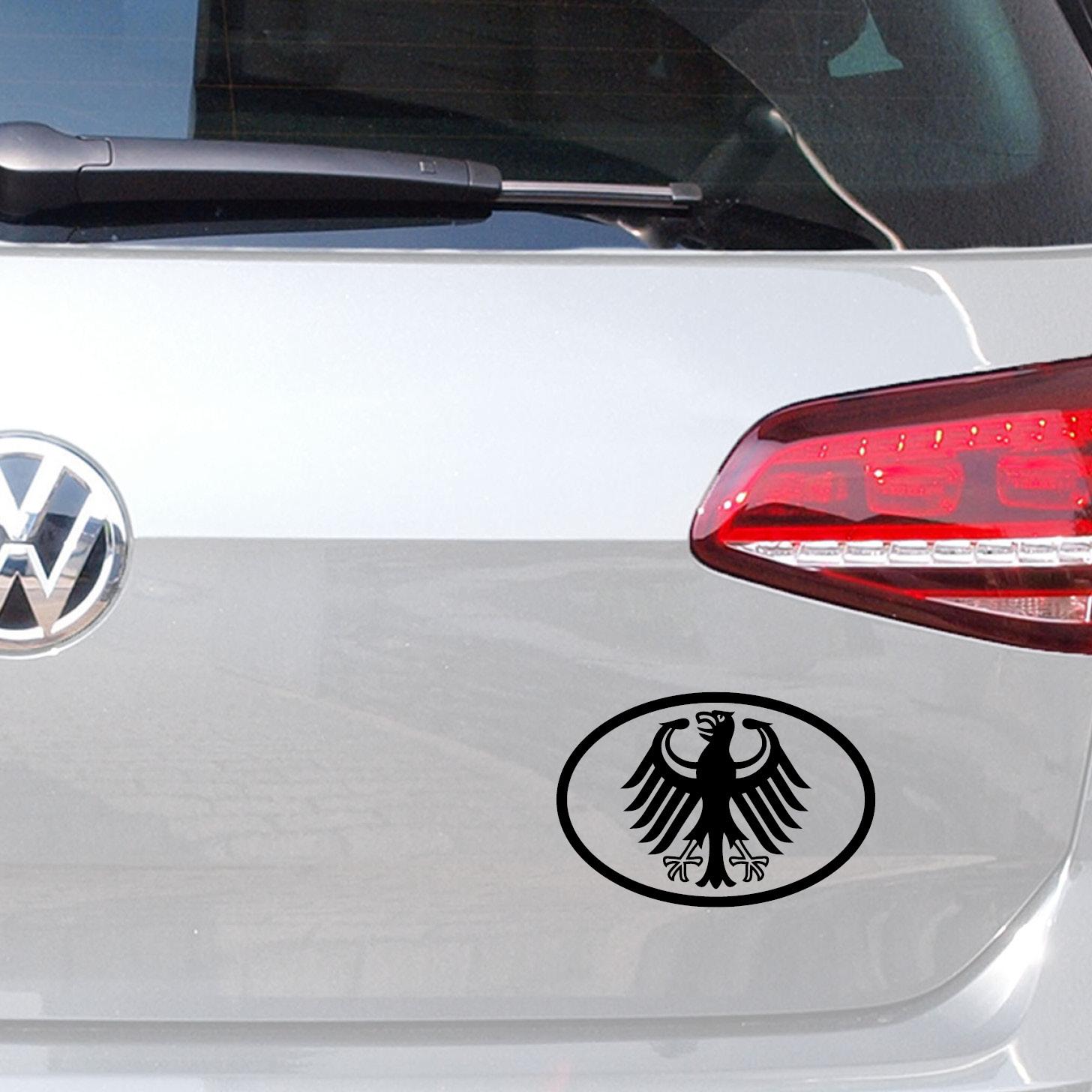 Autoaufkleber Deutschland