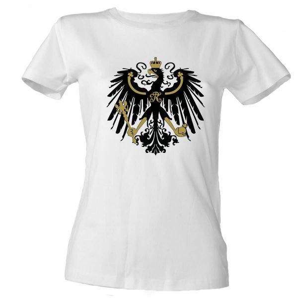 Preußen Adler Damen T-Shirt