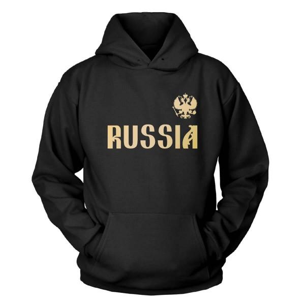 Russia Kapuzenpullover